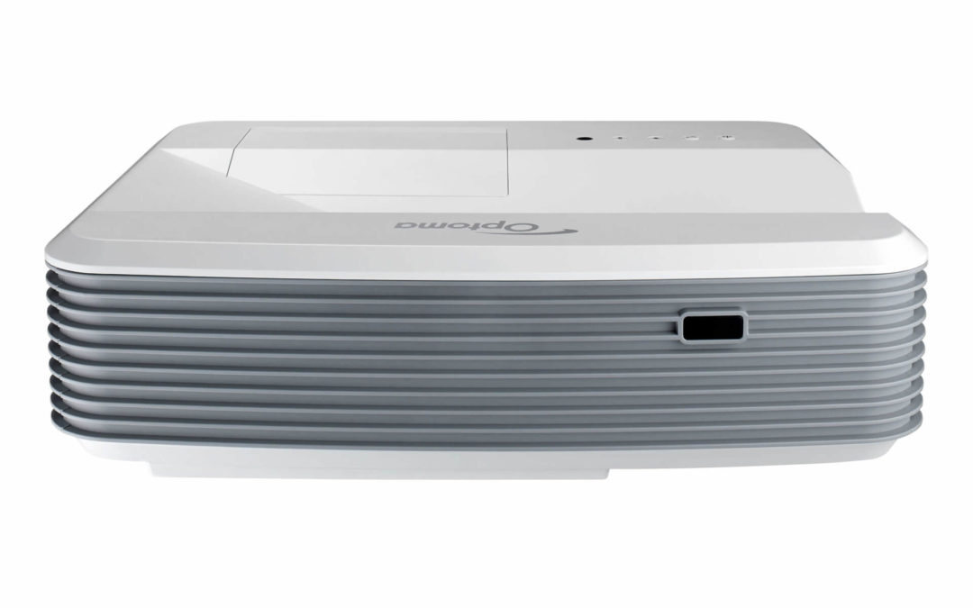 Projektor multimedialny FULL HD OPTOMA EH319UST