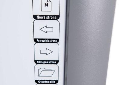 Tablica interaktywna IDBoard 84 z Wi-Fi (matowa)