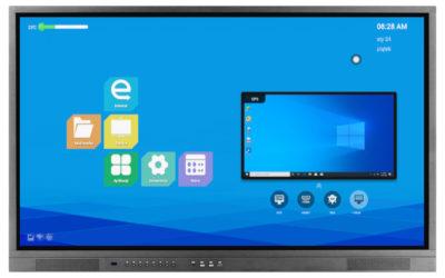 Monitor interaktywny IDBoard 75 Android 6.0 4K