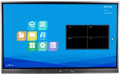 Monitor interaktywny IDBoard 65 Android 6.0 4K QE65A